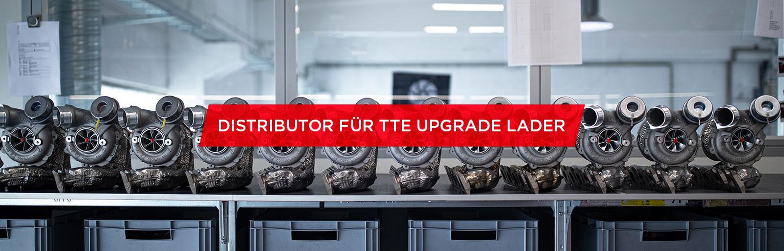 Distributor für TTE Upgrade Lader