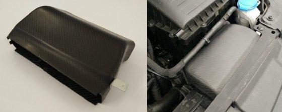 NL Carbon Ansaugluftführung für VW Golf 7 GTi und 7R