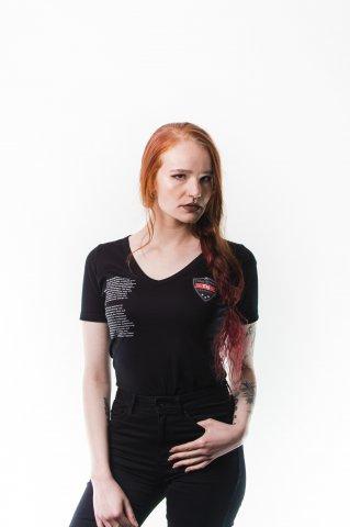 Tij Damen T-Shirt