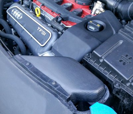 NL-Carbon Ansaugluftführung für Audi RSQ3