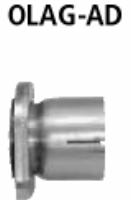 2-Loch-Adapter Astra G OPC 118 KW