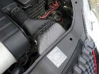 NL-Carbon Ansaugluftführung für Golf V GTI ED30