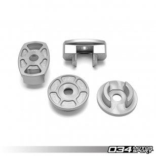 034 Aluminium HA Hilfsrahmen Lagersatz, B9 AUDI A4/S4/A5/S5/RS5 & Allrad