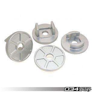 034 Aluminium HA Hilfsrahmen Lagersatz, B8/B8.5 AUDI S4/RS4, S5/RS5, Allrad, Q5/SQ5