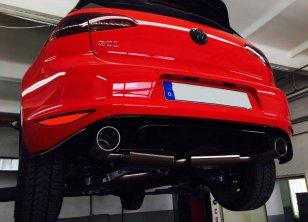 DTH Golf 7 GTI + Clubsport Revo7 ab Kat