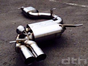 DTH Abgasanlage S3 8P Sportback