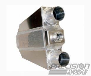 Precision 1000 PS Wassergekühlter Ladeluftkühler mit Blechkästen