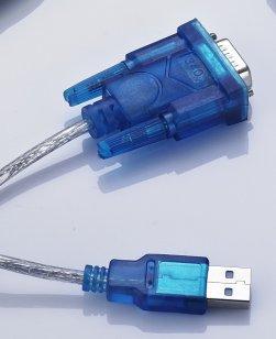 USB auf COM1 Konverter für WOT Box