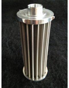 SSP DCT Ölfilter Aluminium