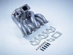 T3 Rohrkrümmer für VR6 Turbo mit F38 Anschluss