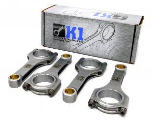 K1 Stahlpleuel (4 Stück) für EA888 VAG H-Schaft 144.00mm Pin 22mm