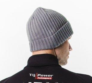Tij-Power Wollmütze