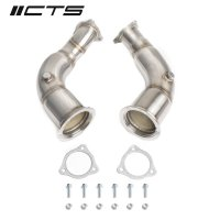 CTS Downpipes für Audi RS4 B9