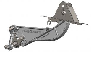 Kugelförmig einstellbare Hinterachs Querlenker für Golf 5 6 Leon 1P A3 8P RS3 TTRS