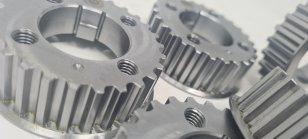 Gefrästes Billet Kurbelwellenrad / Zahnriemenrad für Audi S2/RS2