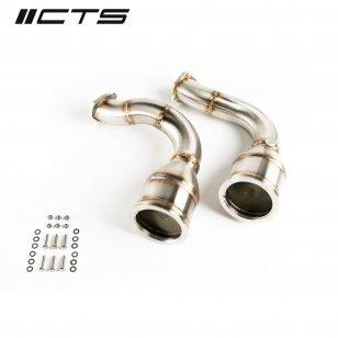 CTS Downpipes mit Sportkats für Audi RSQ8 und Lamborghini Urus