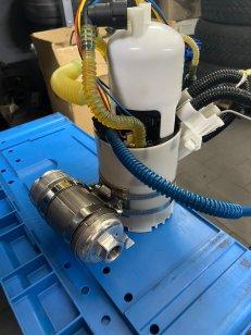 Komplette Saugrohreinspritzung bis 1500 PS für 997.2 und 991 Turbo