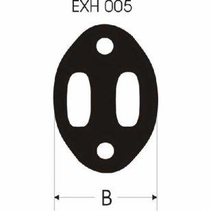 Powerflex Buchsen für Citroen Saxo (inc VTS) Auspuff Aufnahme