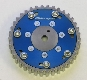 Camshaft time gear Opel / Vauxhall OHC1,2-1,6i
