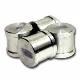 Aluminium - 25,4mm Stopfen