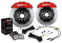 StopTech Sport Big Brake Kit for Mercedes-Benz C-Class C240 (W203) 00-07