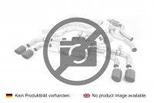 Milltek Abgasanlage ab Downpipe für Audi Coupe Urquattro 10v Turbo